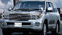 2015 Toyota Landcruiser- RHD Car
