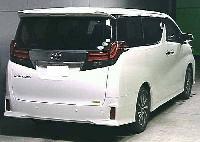 2016 Toyota Alphard- RHD Car