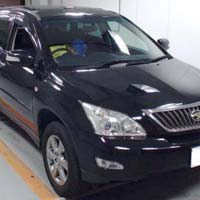 Toyota Harrier  2009 Model