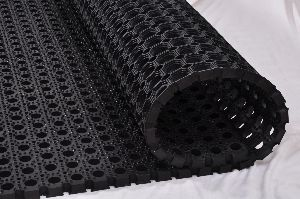 Rubber Honey Comb Mats