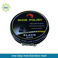 Shoe Polish Tin Container