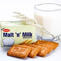 Malt 'n' Milk Biscuit