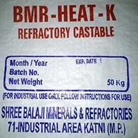 Refractory Castable (BMR HEAT-K)