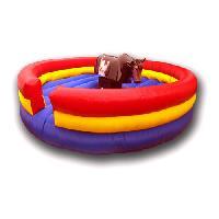 Wrangler Bull Kiddie Ride
