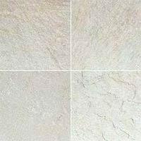Shimla White Quartzite Stones