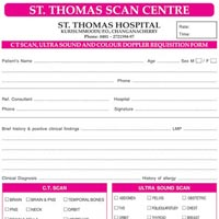 Hospital Forms Printing
