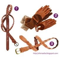 Ladies Leather Accessories