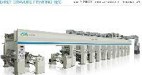 Direct Gravure Printing Machine