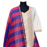 Maheshwari Silk Dupatta (design No. D0009)