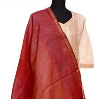 Printed Maheshwari Silk Dupatta (design No. D0008)