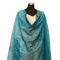 Printed Maheshwari Silk Dupatta (design No. D0013)