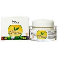 Organic Aloe Vera Day Cream