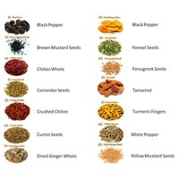 Whole Spices