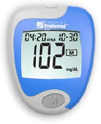 Prodigy Preferred - Blood Glucose Monitor