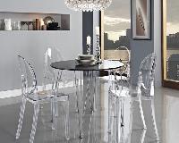 Acrylic Dining Furnitures