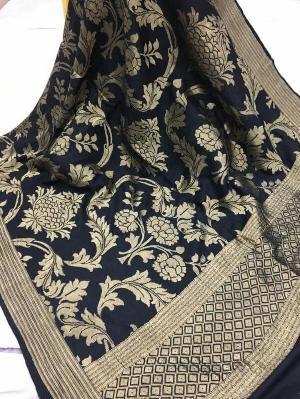 Banaras Pure Silk Dupatta
