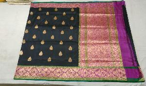 Banarasi Pure Katan Silk Saree