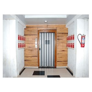Imperforated Door Elevators