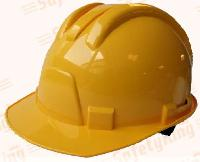 Safety Helmet (Yellow Color)