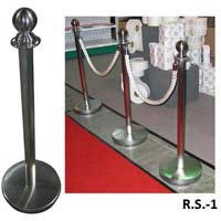 Stainless Steel Railing Stand