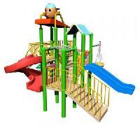fibre glass playground equipment