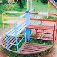 Fibreglass Playground Equipment