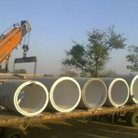 Rcc Pipes Loading & Transportation