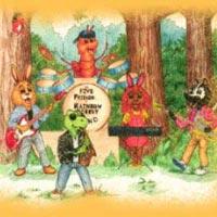 Kid's Educational Music Cd