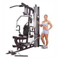 Multi Workout Machine