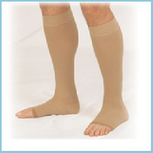 Pressure Garments Knee High Soft Open Toe