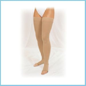 Pressure Garments Thigh High Soft Open Toe