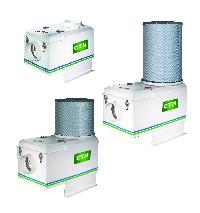 Oil Mist Collector With Air Cleaner