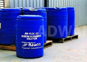 Sodium Aluminate Solution