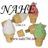 Ice Cream Style Usb Flash Drive