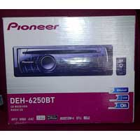 Pioneer Car Audio Head Unit