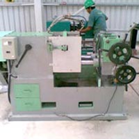 Heavy Duty Rebar Threading Machine