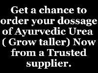 Ayurvedic Urea (Grow Tall)