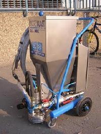 Dry Ice Blast Cleaning Machines