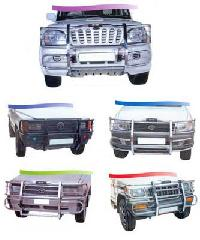 Stainless Steel Front Guard