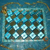 Homemade Chocolate Platters