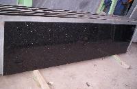 Black Galaxy Granite Tiles