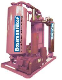 Blower Heat Reactivated Air Dryer