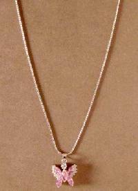 Silver Necklace Set Sn-04