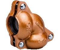 Grooved Installation-ready Fittings For Copper