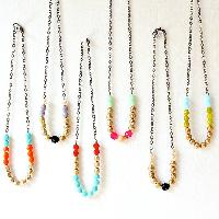 glass beaded jewellery