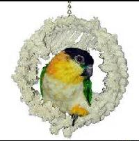 SNUGGLE RING bird Toy
