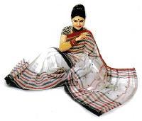 Traditional Bengali Tant Saree-1