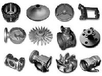 Aluminium Auto Parts