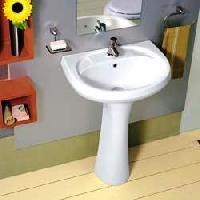 22x16 Pedestal Wash Basin