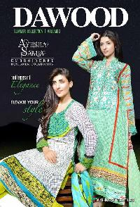 Ayesha Samia Vol.2 Embroidered Suits